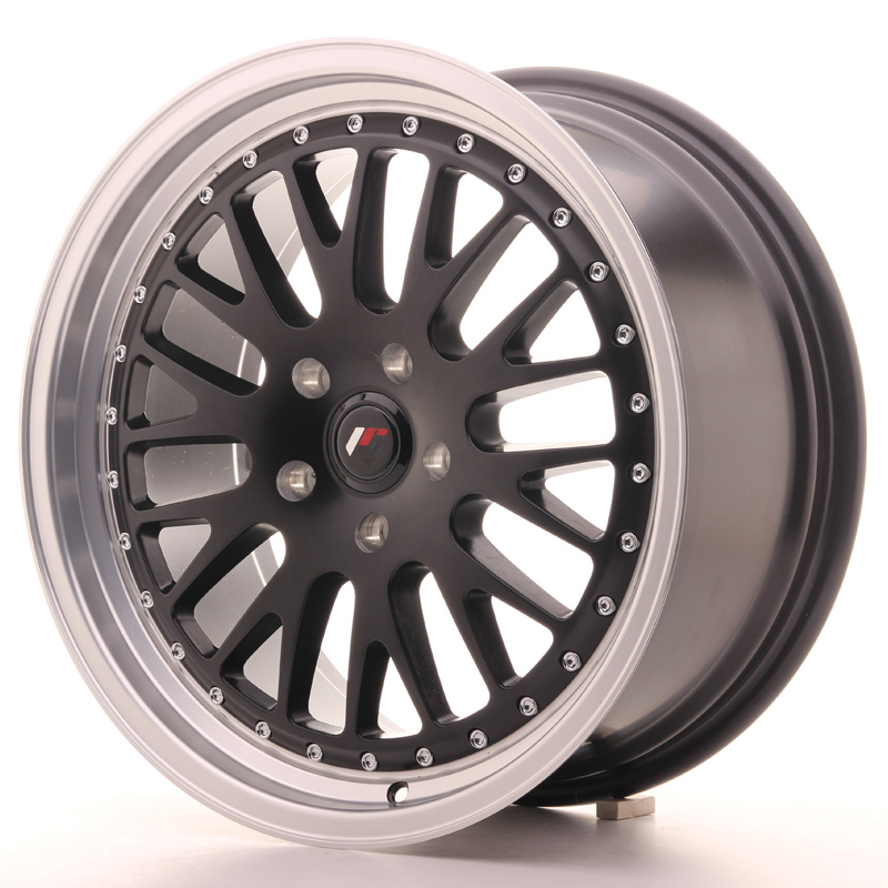 Japan Racing JR10 18x8,5 ET40-45 Blank Matt Black