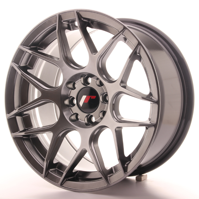 Japan Racing JR18 16x8 ET25 4x100/114,3 Hyper Blac