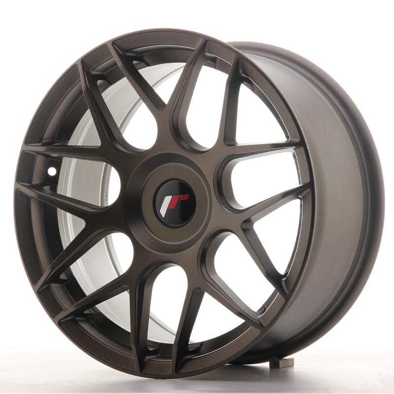 Japan Racing JR18 17x8 ET35 Blank Bronze