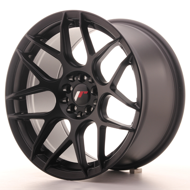 Japan Racing JR18 17x9 ET35 5x100/114 Matt Black