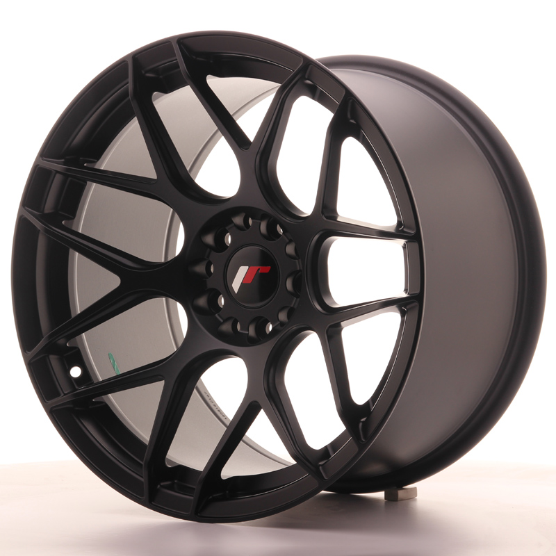 Japan Racing JR18 18x10,5 ET0 5x114/120 Matt Black