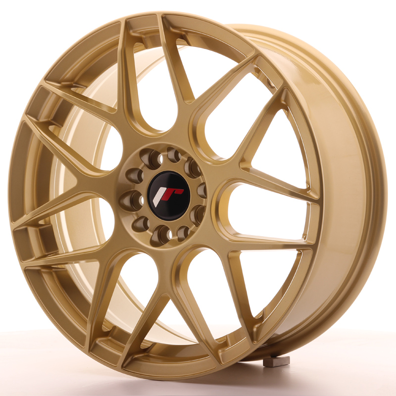 Japan Racing JR18 18x7,5 ET35 5x100/120 Gold.