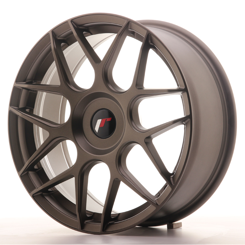 Japan Racing JR18 18x7,5 ET35-40 Blank Matt Bronze