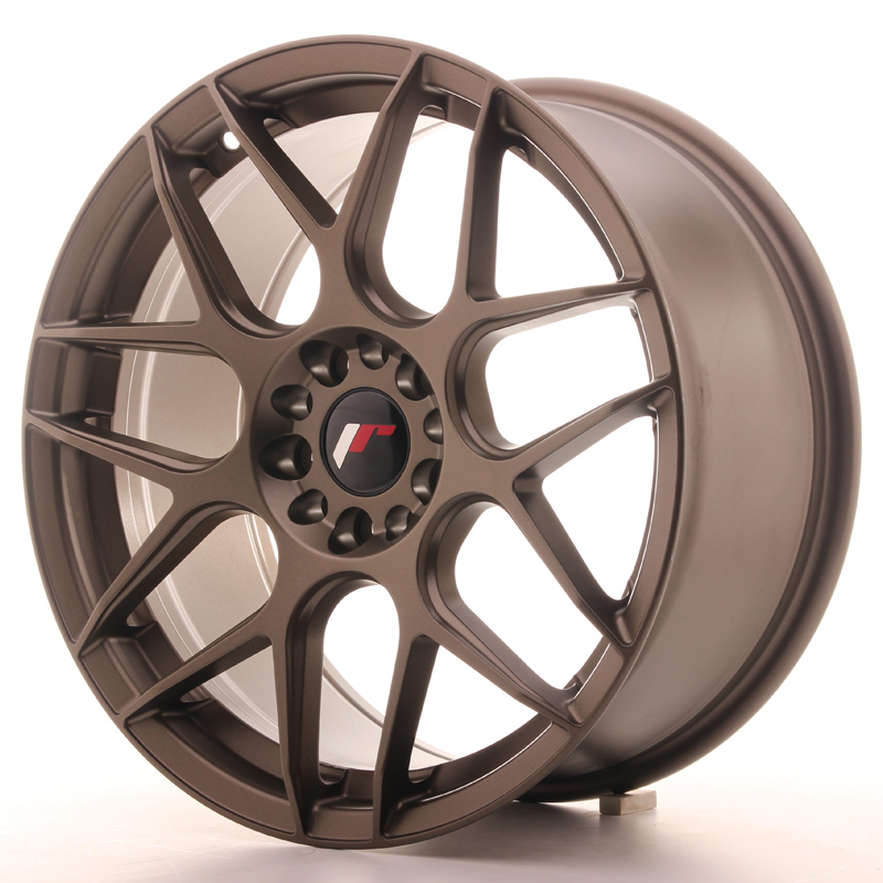Japan Racing JR18 18x8,5 ET40 5x112/114 Matt Bronz