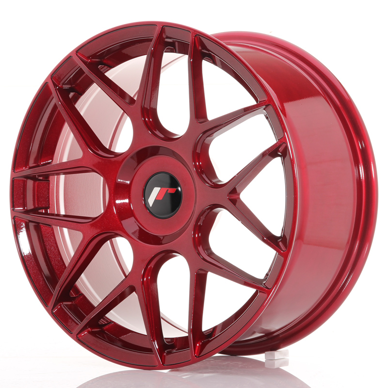 Japan Racing JR18 18x8,5 ET25-45 Blank Platinum Re