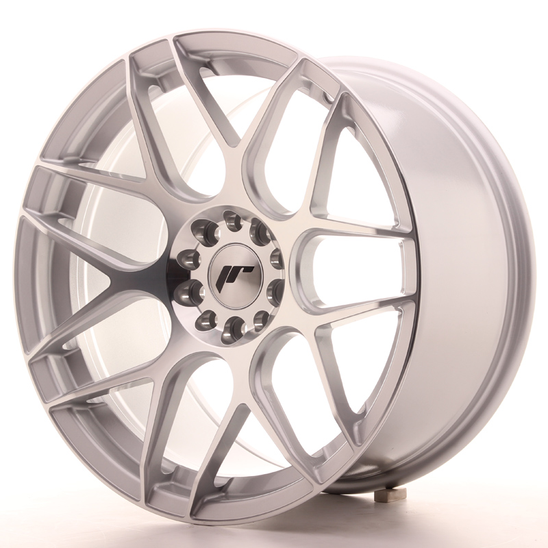 Japan Racing JR18 18x9,5 ET35 5x100/120 Silver Mac