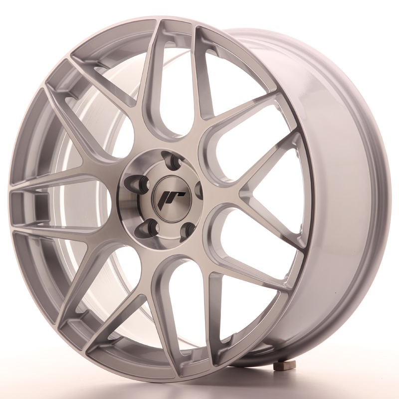 Japan Racing JR18 19x8,5 ET35 5x120 Silver Machine