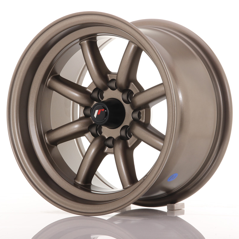 Japan Racing JR19 14x8 ET-13 4x100/114 Matt Bronze