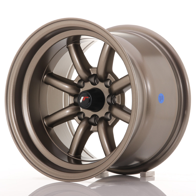 Japan Racing JR19 14x9 ET-25 4x100/114 Matt Bronze