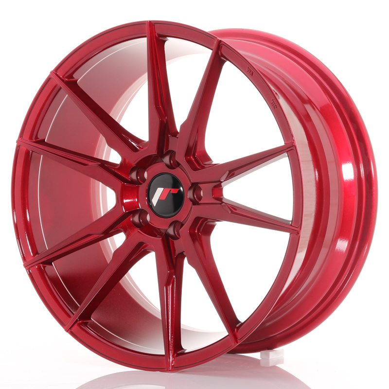 Japan Racing JR21 19x8,5 ET40 5x112 Platinium Red