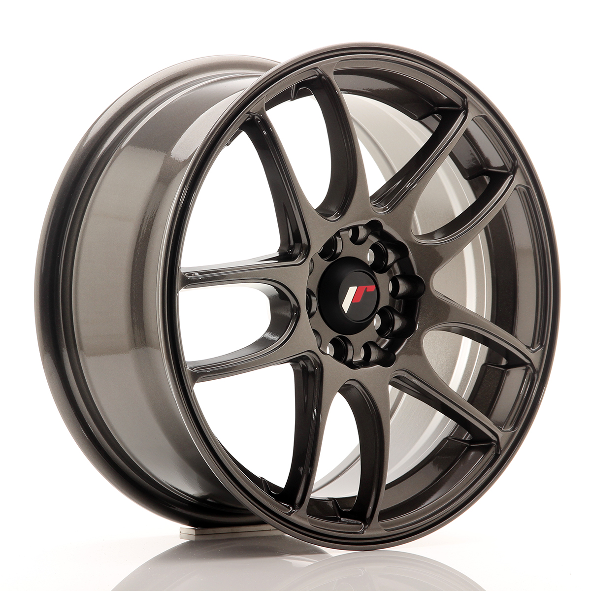 JR Wheels JR29 16x7 ET40 5x100/114 Hyper Gray