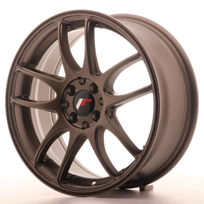 Japan Racing JR29 17x7 ET40 5x100/114 Matt Bronze