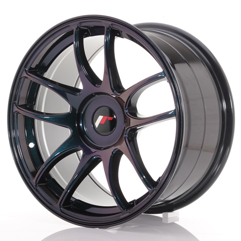 Japan Racing JR29 17x9 ET20-35 Blank Magic Purple