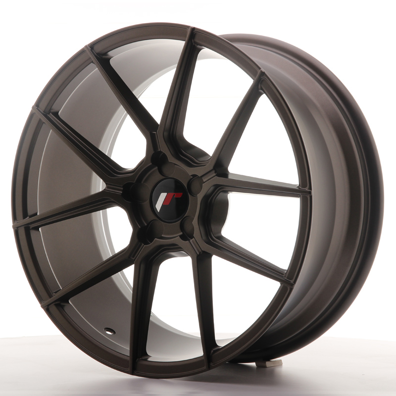 Japan Racing JR30 19x8,5 ET20-40 5H Blank Matt Bro