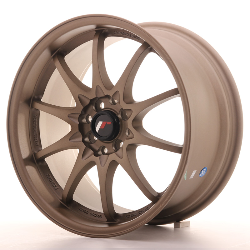 Japan Racing JR5 17x8,5 ET35 5x100/114,3 Dark Abz