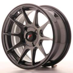 Japan Racing JR11 15x7 ET30 4H Blank Dark Hyper B
