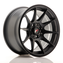 JR Wheels JR11 15x8 ET25 4x100/114 Glossy Black