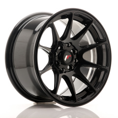 Japan Racing JR11 15x8 ET25 4x100/114 Hyper Gray<br/>