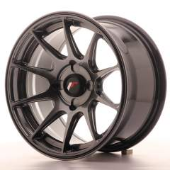 Japan Racing JR11 15x8 ET25 4H Blank Dark Hyper B