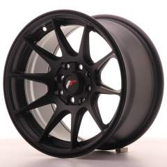 Japan Racing JR11 15x8 ET25 4x100/108 Flat Black