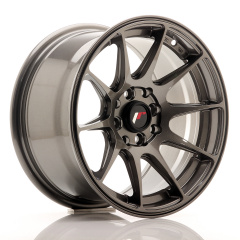 Japan Racing JR11 15x8 ET25 4x100/108 Hyper Gray<br/>