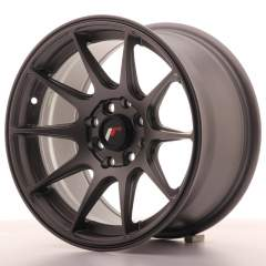 Japan Racing JR11 15x8 ET25 4x100/108 Matt Gun Met