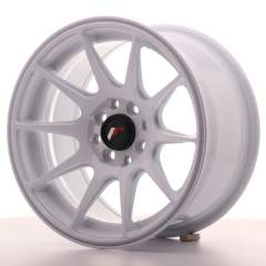 Japan Racing JR11 15x8 ET25 4x100/108 White