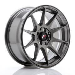 Japan Racing JR11 16x7 ET30 4x100/114 Hyper Gray<br/>