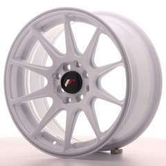 Japan Racing JR11 16x7 ET30 4x100/114 White