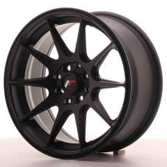 Japan Racing JR11 16x7 ET30 5x100/114 Flat Black