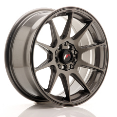Japan Racing JR11 16x7 ET30 5x100/114 Hyper Gray<br/>