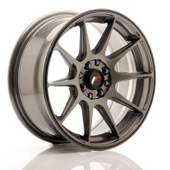 Japan Racing JR11 16x7 ET25 4x100/108 Hyper Gray<br/>