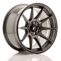 Japan Racing JR11 16x8 ET25 4x100/114 Hyper Gray<br/>