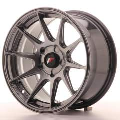 Japan Racing JR11 16x8 ET25 5H Blank Dark Hyper B