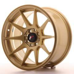 Japan Racing JR11 16x8 ET25 4x100/108 Gold