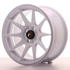 Japan Racing JR11 16x8 ET25 4x100/108 White