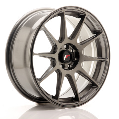 Japan Racing JR11 17x7,25 ET25 4x100/108 Hyper Gray<br/>