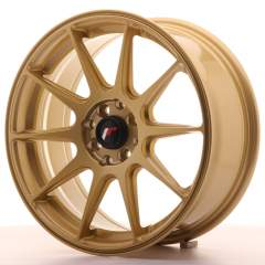 Japan Racing JR11 17x7,25 ET35 4x100/114,3 Gold