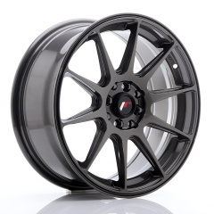 Japan Racing JR11 17x7,25 ET35 4x100/114,3 Hyper Gray<br/>