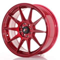 Japan Racing JR11 17x7,25 ET35 4x100/114,3 Pla Red