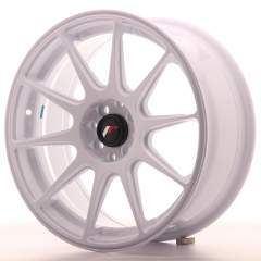 Japan Racing JR11 17x7,25 ET35 4x100/114,3 White