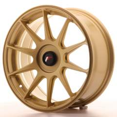 Japan Racing JR11 17x7,25 ET35 Blank Gold