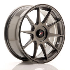 Japan Racing JR11 17x7,25 ET35-40 Blank Hyper Gray<br/>