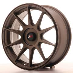 Japan Racing JR11 17x7,25 ET35 Blank MatBrnz