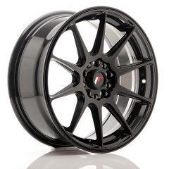JR Wheels JR11 17x7,25 ET35 5x112/114,3 Glossy Black