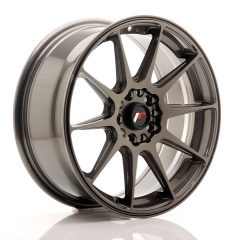 Japan Racing JR11 17x7,25 ET35 5x112/114,3 Hyper Gray<br/>