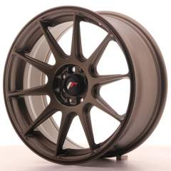 Japan Racing JR11 17x7,25 ET35 5x112/114,3 Matt Br