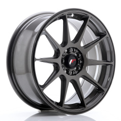 Japan Racing JR11 17x7,25 ET35 5x100/108 Hyper Gray<br/>