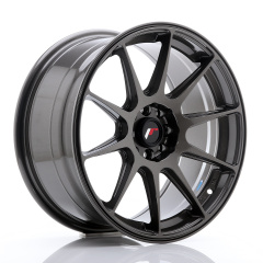 Japan Racing JR11 17x8,25 ET25 4x100/108 Hyper Gray<br/>