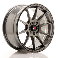 Japan Racing JR11 17x8,25 ET35 4x100/114,3 Hyper Gray<br/>